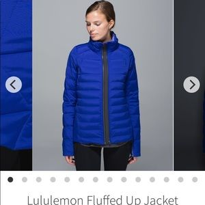 Sz6 fluffed up jacket
